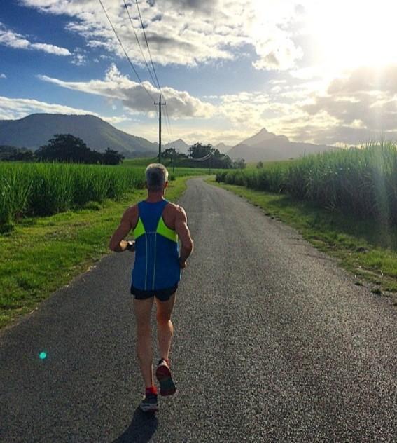 triathlon to trail running