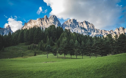 Trail Running Vacations Dolomites Italy