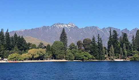 Trail Running Vacations Queenstown New Zealand