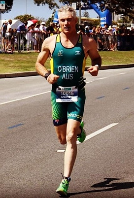 Running World Champs Triathlon