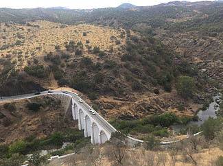 Bridge in Mertola