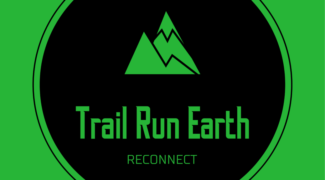 Trail Run Earth logo