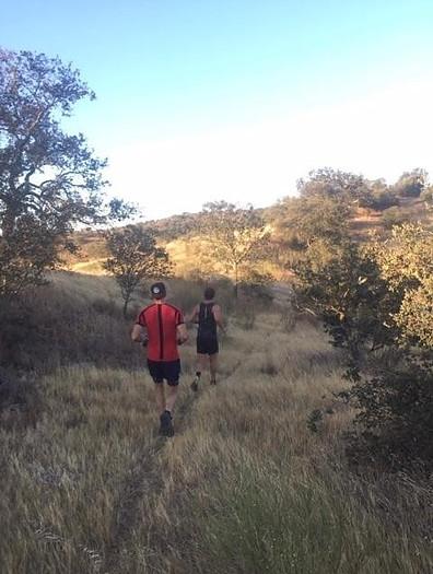 Trail Running Mertola