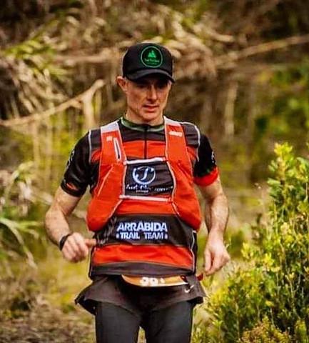 Racing at Azores Epic Trail Run